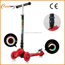 Best Selling Kids Pro Scooter , Kick Scooter with Folding Design