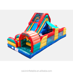 rush obstacle course, inflatable Rush Obstacle
