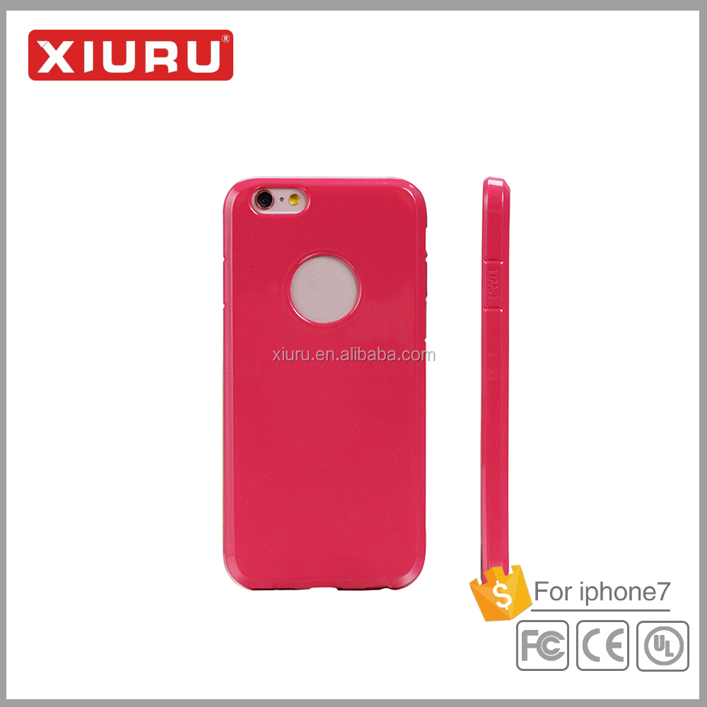 Factory competitive price case for smartphone tpu phone case for iphone 7