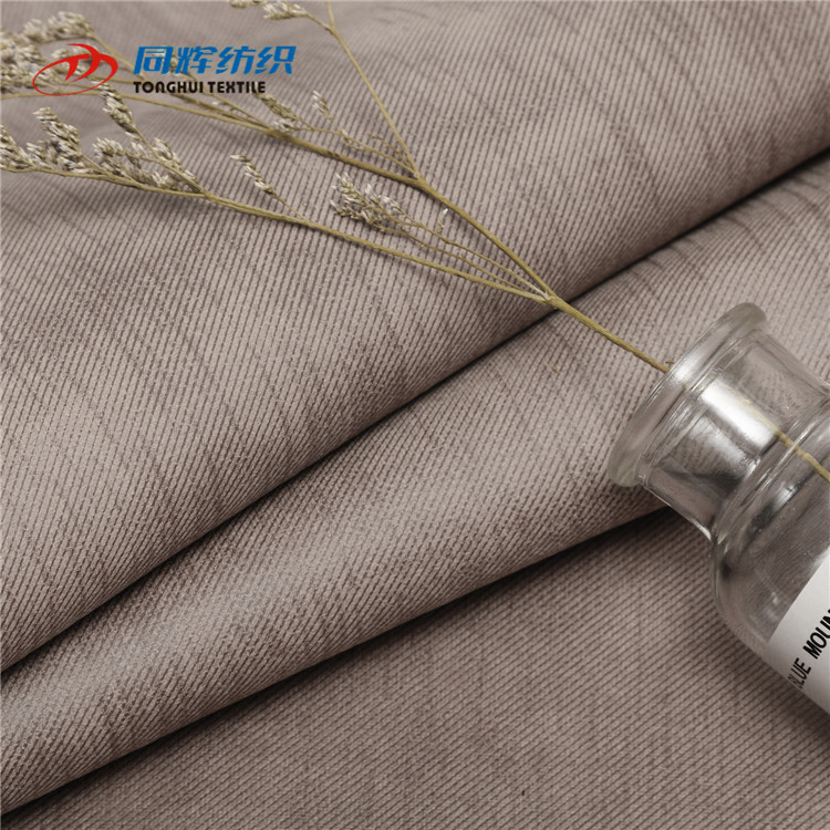 Custom Made Textile Supplier Soft Plush Turkish Fabric