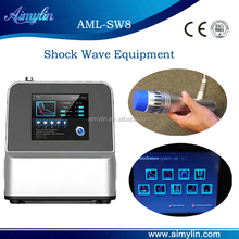 Shock wave therapy equipment/Portable treatment joint pain shock wave machine