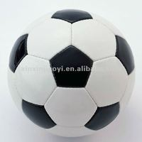 youth PU soccer balls football,machine sewn