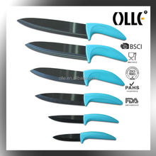 Curve Handle Ocean Baby Design Chef Sharp Knife Set for Your Great Kitchen