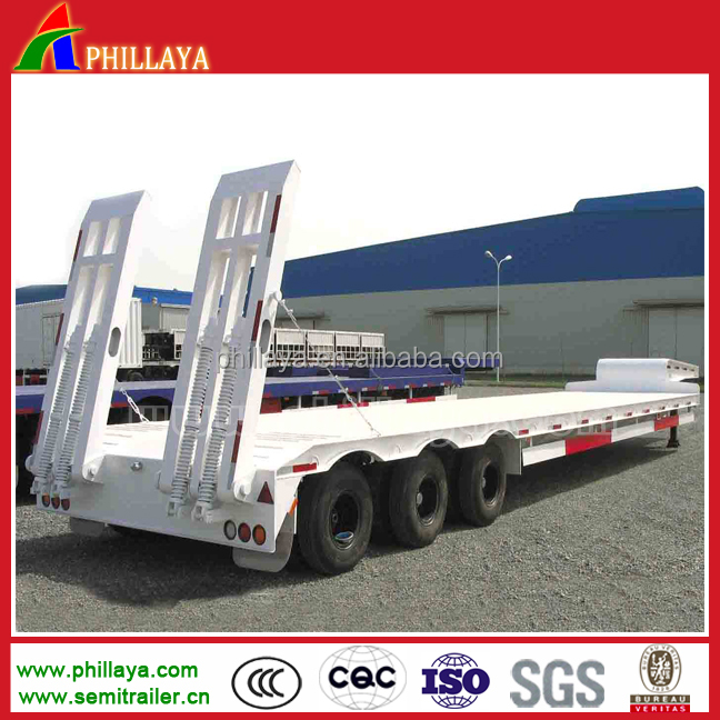 High quality 25T-90T small trailer axle for low bed truck trailer