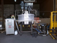 700L mixing system for Tomato sauce