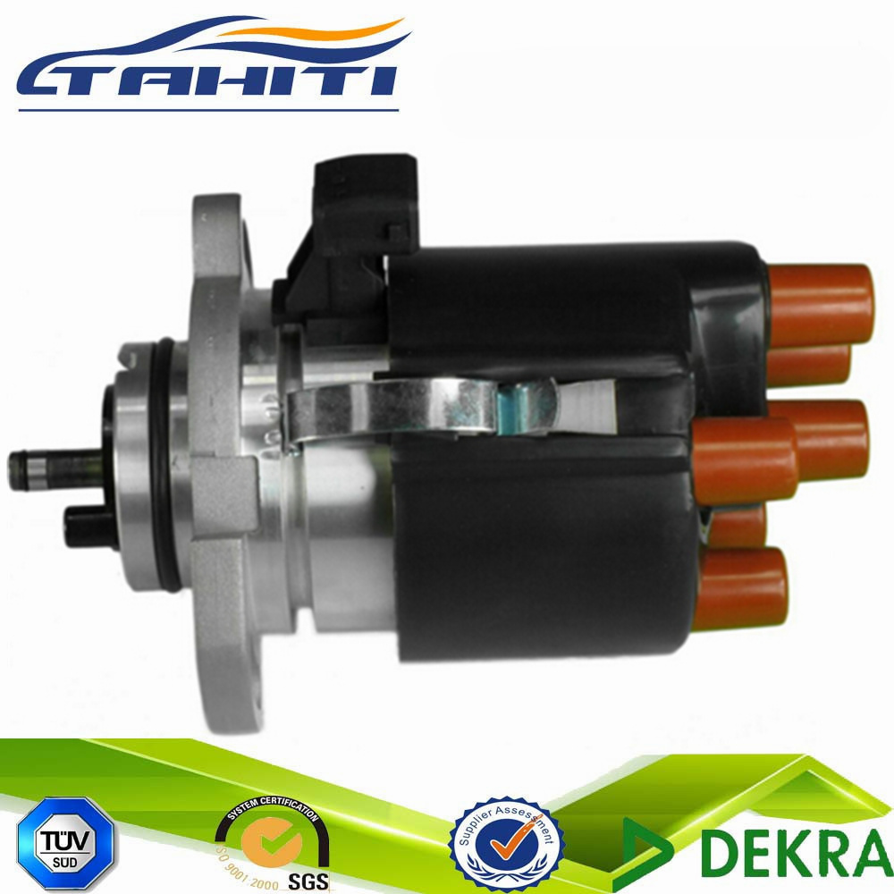 Auto Ignition Distributor Assy 023905205B Engine Ignition Distributor For 92-94 VW Eurovan 2.5L