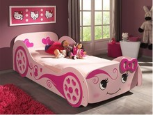 Kids Racing Car Bed For Girl