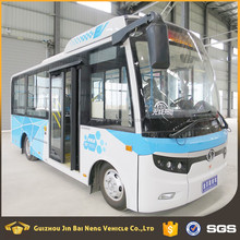 2017 Year hot sale pure electric city bus for public transportation inner city bus mini bus