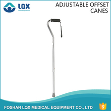 customized professional medical adjustable walking cane gun for elderly elder walking stick