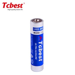 LR03 alkaline battery with blister card 1.5V with price of dry cell car battery