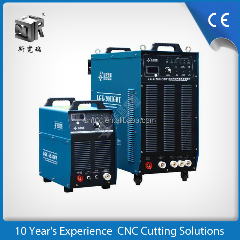 LGK-63/100/120/160/200/300/400IGBT Inverter Air Plasma Cutting Machine