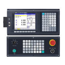 Professional Industrial ARM Microprocessor 4 Axis CNC Controller