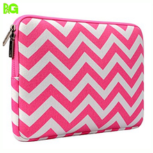 11.6 ,12,13,14,15,15.8inch Custom Waterproof zipper neoprene laptop case / sleeve / bag / cover for Apple ipad MacBook