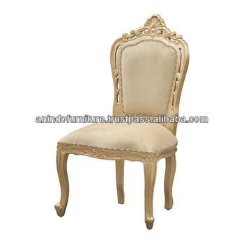Ivano Painted Dining Chair with Upholstered