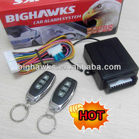 keyless entry system with power window output BIGHAWKS K902-8102 keyless car door openers