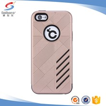 New arrival TPU+PC phone case for iphone 5s