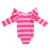2019 top selling flutter sleeve solid kids newborn clothes bulk wholesale children boutique clothing