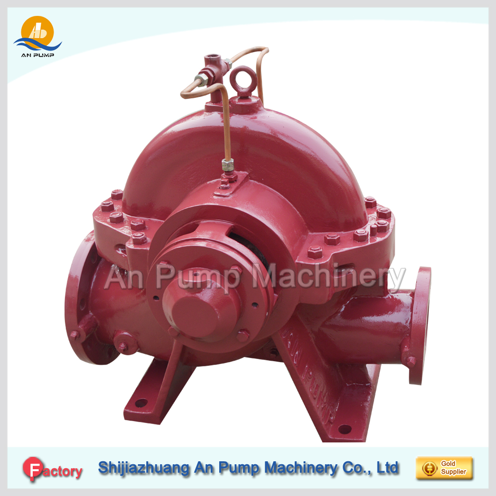 electric engine driven fire fighting pump with motor