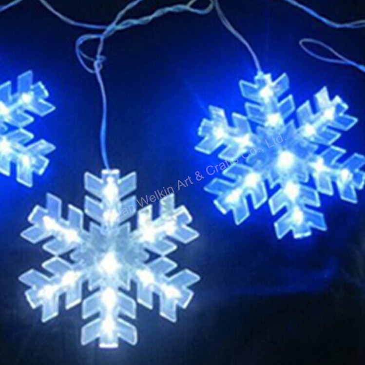 Waterproof snow falling led christmas lights CE/RoHS approved