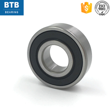 P6 (ABEC-3) deep groove ball bearing 6203 2RS for electric motor with dimension 17x40x12 mm