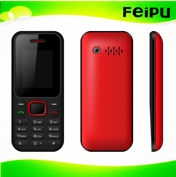 factory supply factory price feature phone made in china with 1.77 inch screen
