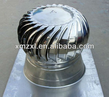 Stainless Steel Roof Tile Wind Turbine Ventilator