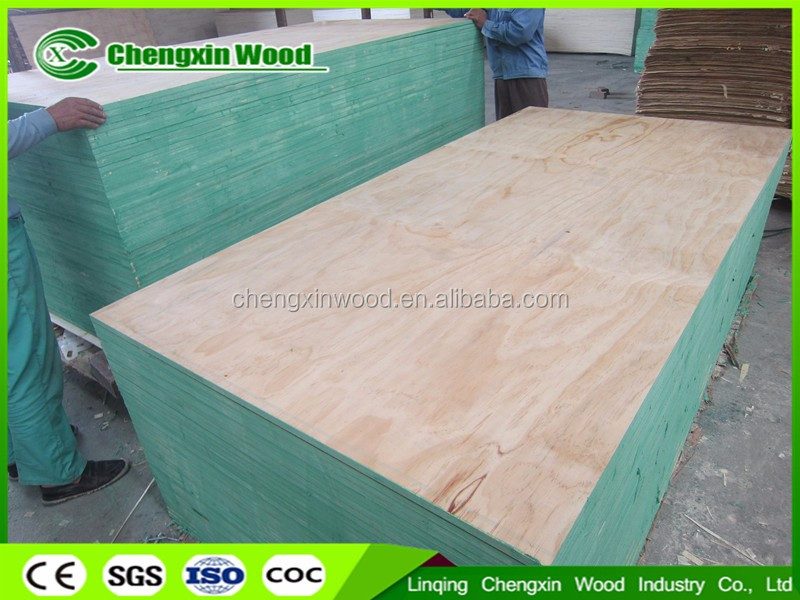 18 mm commercial plywood/weight 18mm plywood from alibaba in linqing chengxin wood