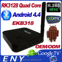 EKB318 RAM 1GB ROM 8GB with 2.4G wifi video 1080p Watch movies online for free