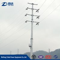 China Supplier Polygon 132Kv Electricity Power