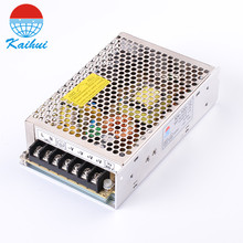 100w oem output power switching power supply/dc 12v manual switch power supply