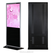 43'' LCD Display Touch Screen Android Network Ad Kiosk