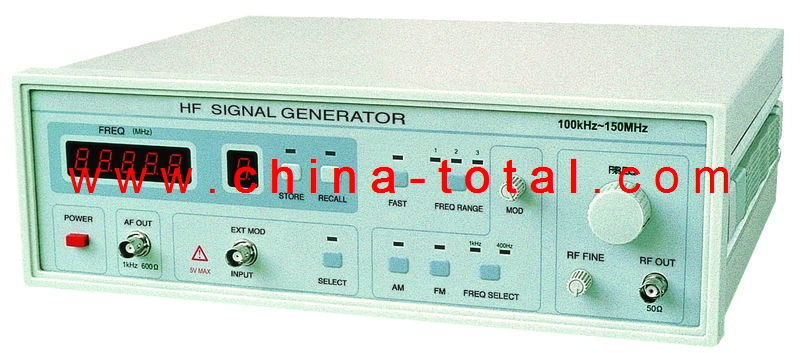 Model SRF1052 High-Frequency Signal Generator