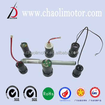 1.5V~12V water pump with Nd-Fe-B permanent magnet and sealing structure-chaoli