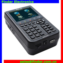 DVB-S DVB-T digital sat finder digital satellite finder WS6909 Satlink Ws-6909 stable signal