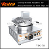 High Quality 2 Head Counter Top Stainless Stain Gas Popcorn Machine Price