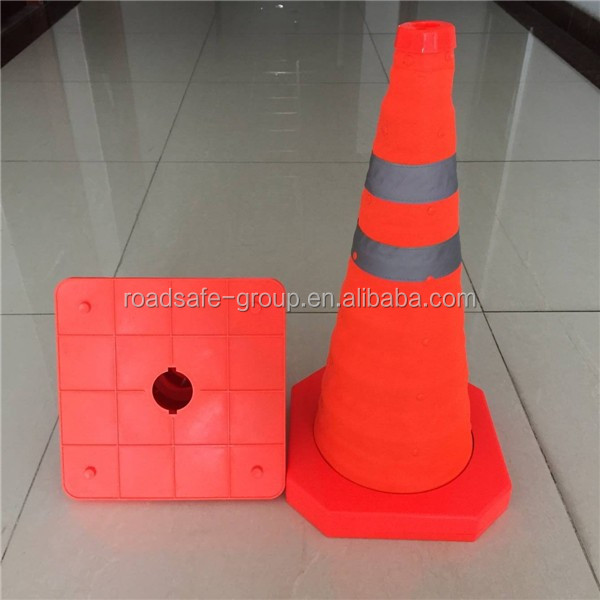 scalable traffic cone