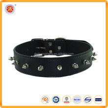 Factory direct supply cheap adjustable decorative spiked dog collar