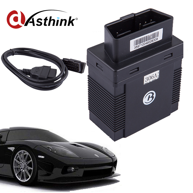 plug and play OBD Vehilce GPS Alarm without GSM network service Taxi gps tracking device for vehicles With Good Service