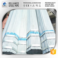 GALVANIZED PIPE FOR WATER GAS CORIVEYING