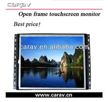 "17 ""Open Frame All In One PC Capacitive Panel Touchscreen, Intel Atom 1.8GHz"