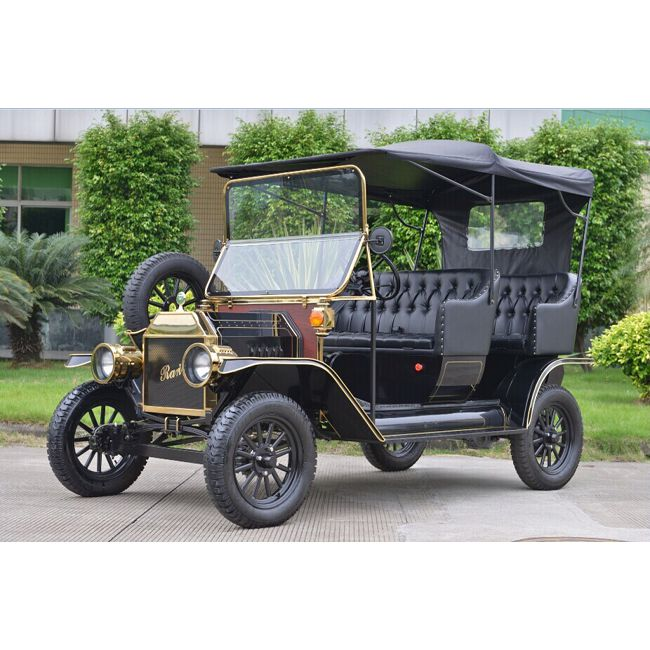 Original manufacturer 5KW 48V BLAC airport electric club car golf buggy