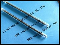 Wholesale of high temperature radiation properties of carbon fiber reinforced quartz heating tube