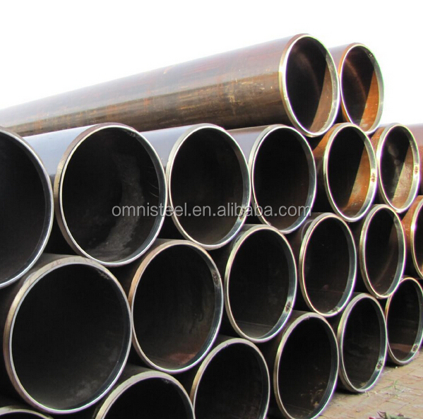 api 5l x65 lsaw steel pipe, Seamless Steel Pipe for Oil Casing Tube, Welded Carbon Steel Pipes for Bridge