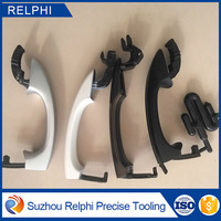 China supplier mould making car door handle injection molding precision tooling