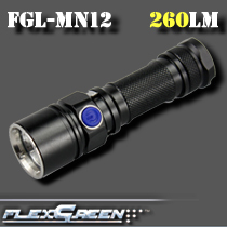 military aluminum EDC <strong>mini</strong> xml2 <strong>u2</strong> 360 lumens led flashlight