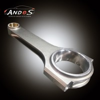 Connecting Rod for Toyota 1nz Engine Forged 4340 Steel H Beam Conrods