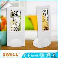 hot sale fashion design table alarm clock with timer