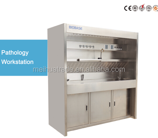 QCT-1000/1500/1800 CE certificated electrical lab workstation dental lab pathology sampling work bench with cheap price