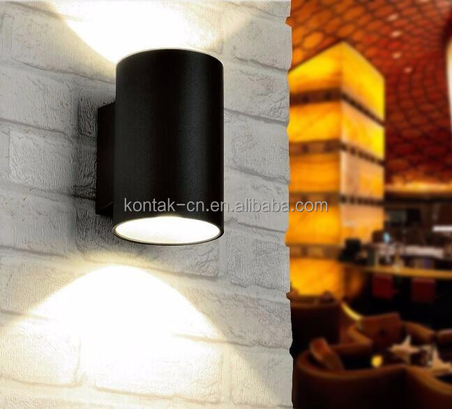 up/down wall pillar spot light, LED wall light,led up down light wall outdoor