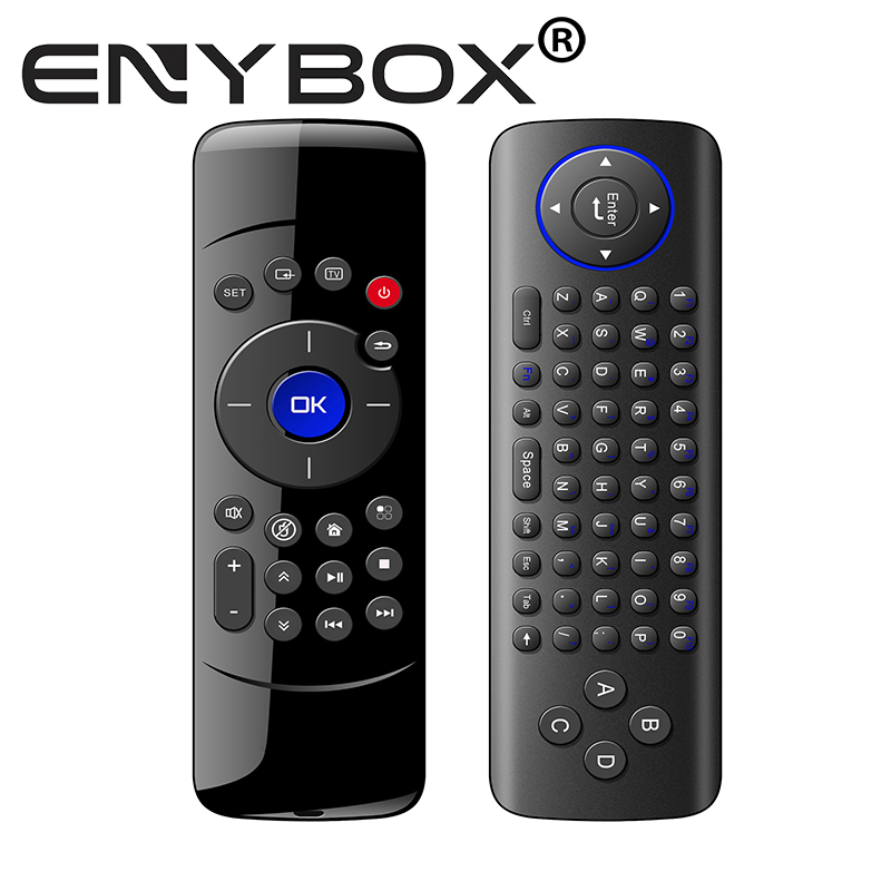 2.4G Gyro Fly Air Mouse In Remote Control For Smart Tv Box Android Tv Box